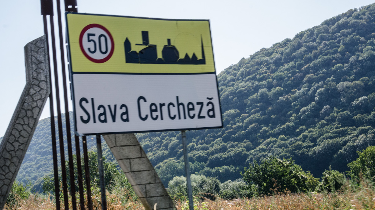 Indicator localitate Slava Cercheza