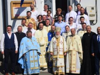 Întâlnire Seminar Teologic Tulcea