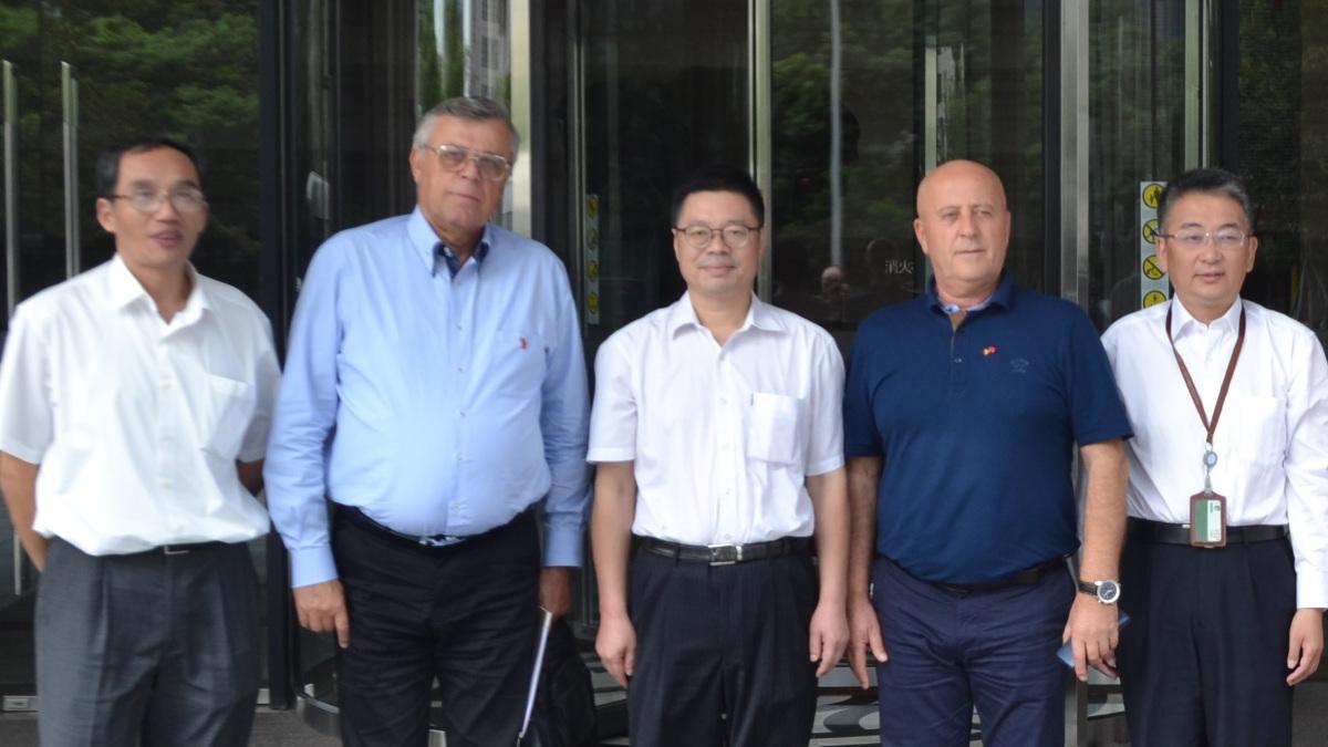 Cooperare între investitorii tulceni și autoritățile din Suzhou, China (3)