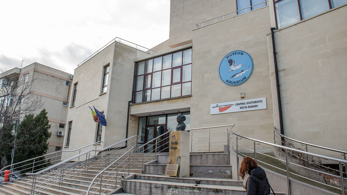 Centrul Ecoturistic Delta Dunarii Acvariu Tulcea (5)