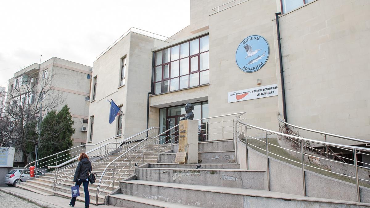 Centrul Ecoturistic Delta Dunarii Acvariu Tulcea (6)
