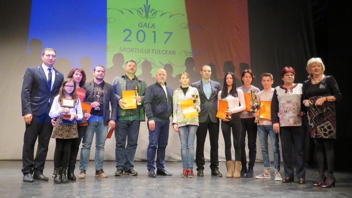 Gala sportului Tulcean