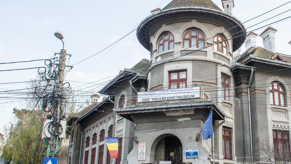 Muzeul de Arta Populara Tulcea (1)