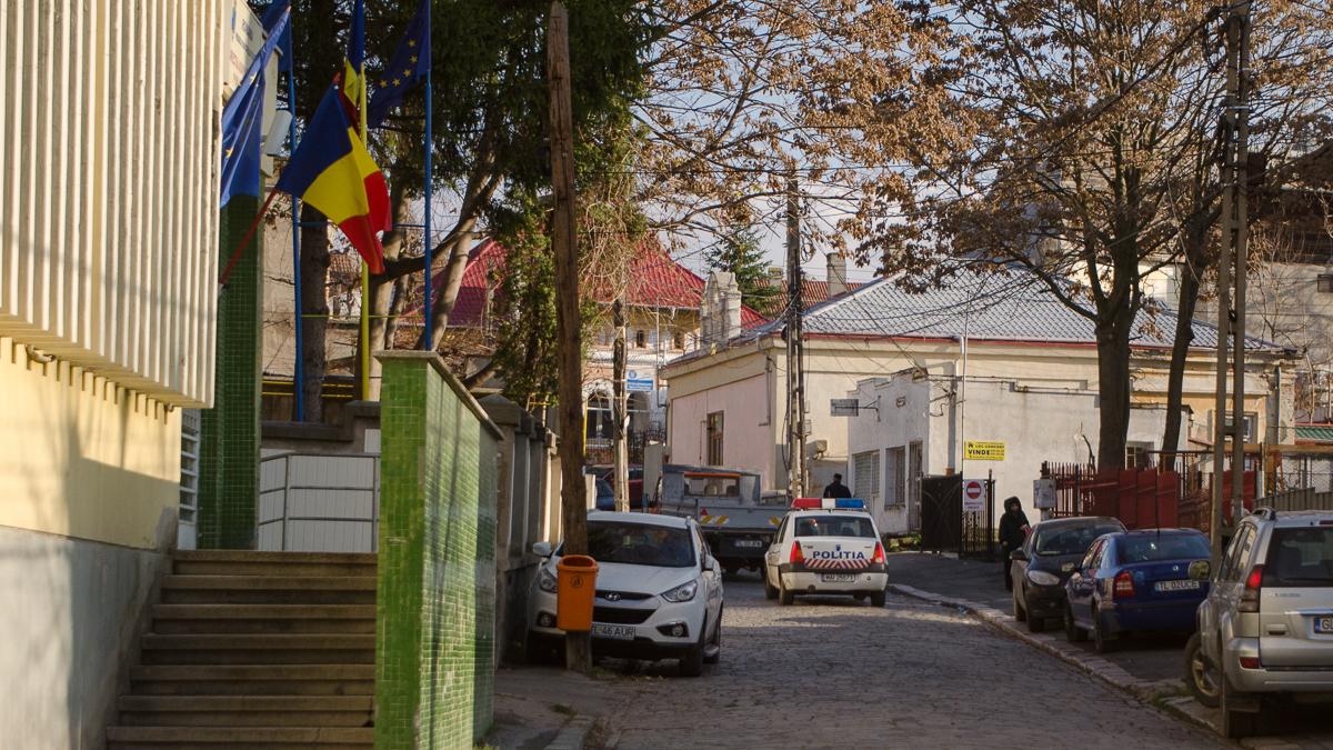Politie Tulcea