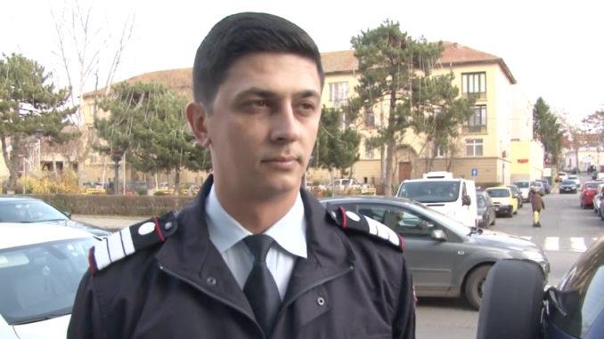 Florentin Daciu, purtător de cuvânt ISU Delta. FOTO TLnews.ro