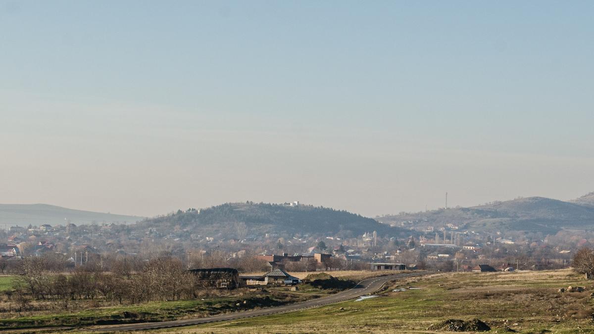 Localitatea comuna Greci (1)