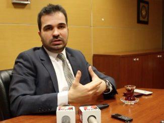 Muhammed Fatih Durmaz, Senior Vice Prisident - Turkish Airlines. FOTO Adrian Boioglu