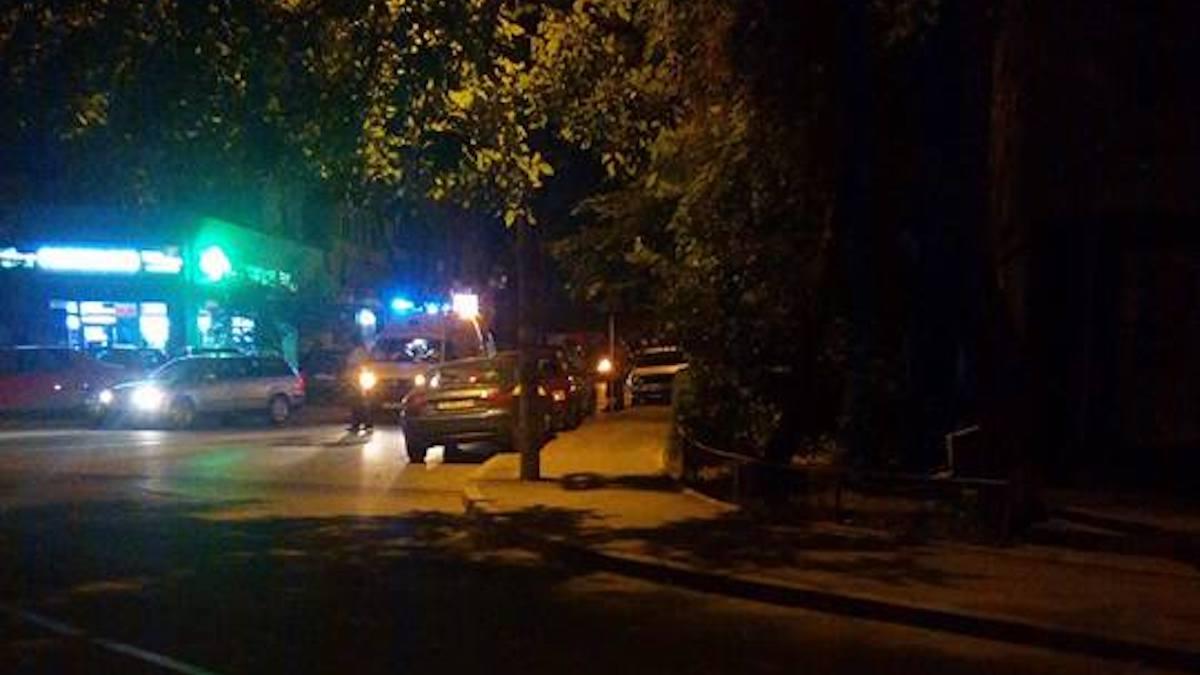 Accident pe strada 1848 din Tulcea. FOTO Onur Cto