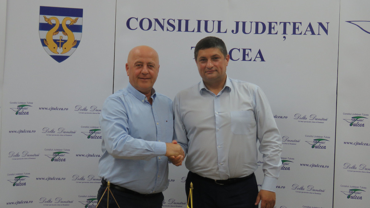 delegatie izmail la CJ Tulcea (3)