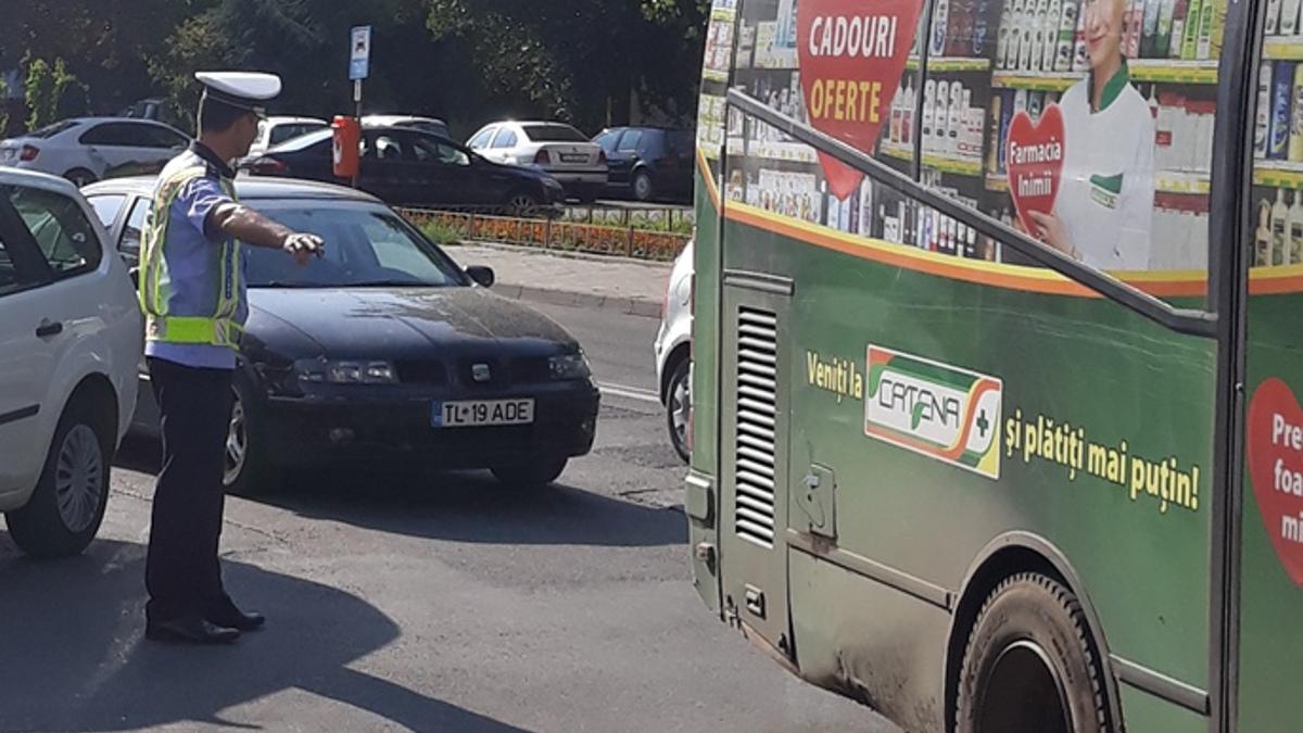 Politie rutiera politist ipj tulcea