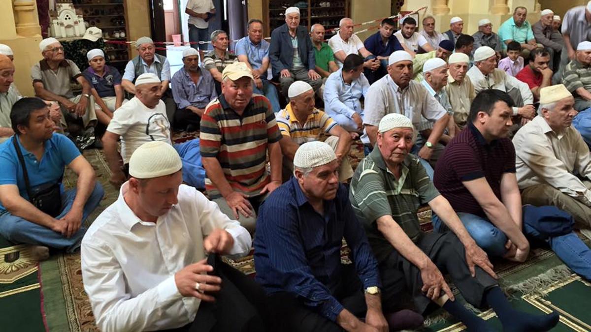 ramadam bayram ramazam musulmani