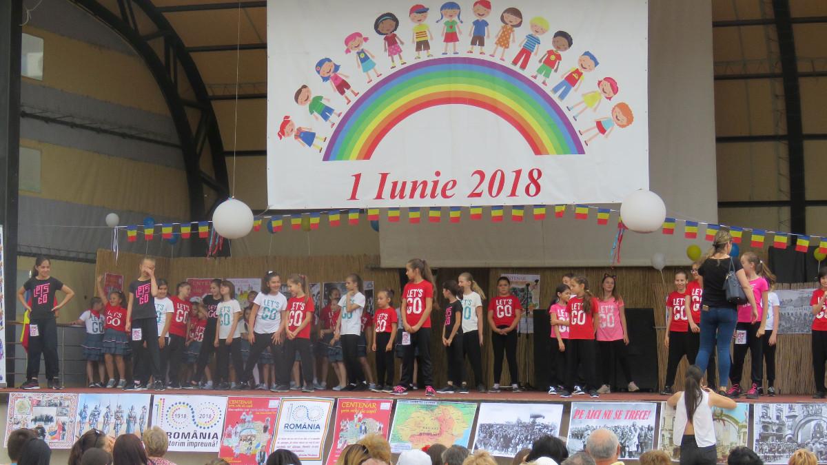 ziua copilului la Tulcea (2)