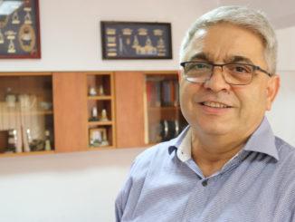 Chichi Nicolae, directorul NAVROM Tulcea. FOTO Adrian Boioglu