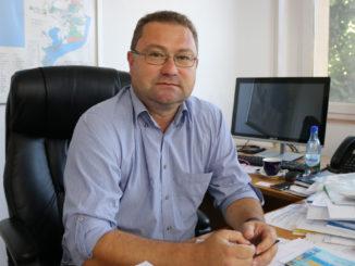 Marian Tudor, directorul Institutului Național de Cercetare-Dezvoltare Delta Dunării. FOTO Adrian Boioglu
