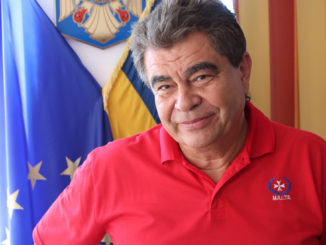 Ali Izet, șeful ITM Tulcea. FOTO Adrian Boioglu