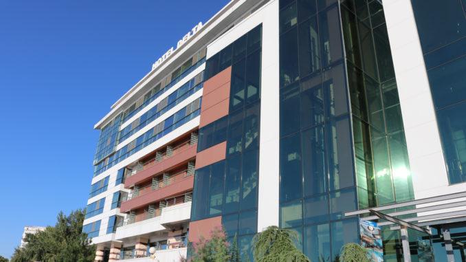 Hotel Delta Tulcea. FOTO Adrian Boioglu