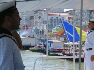 Ziua Marinei, la Tulcea. FOTO CJ Tulcea