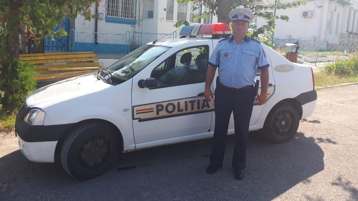 politist salvator