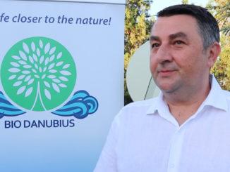 Bogdan Dragomir, manager Bio Danubius. FOTO Adrian Boioglu