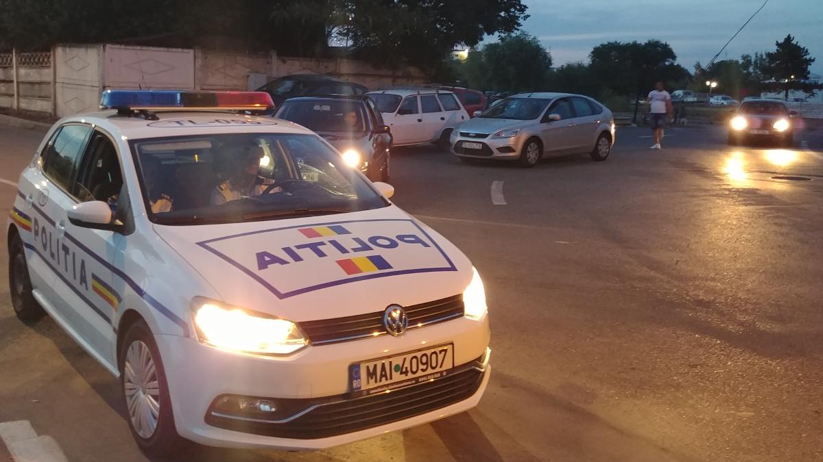 echipaj politie tulcea