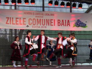 Zilele comunei Baia 2018. FOTO TLnews.ro