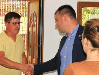 Ajutor pentru fermieri de la Patria Credit. FOTO Adrian Florea / TLnews.ro