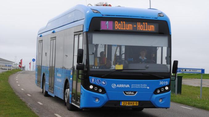 Autobuzele electrice ar putea ajunge la Tulcea. FOTO AB27