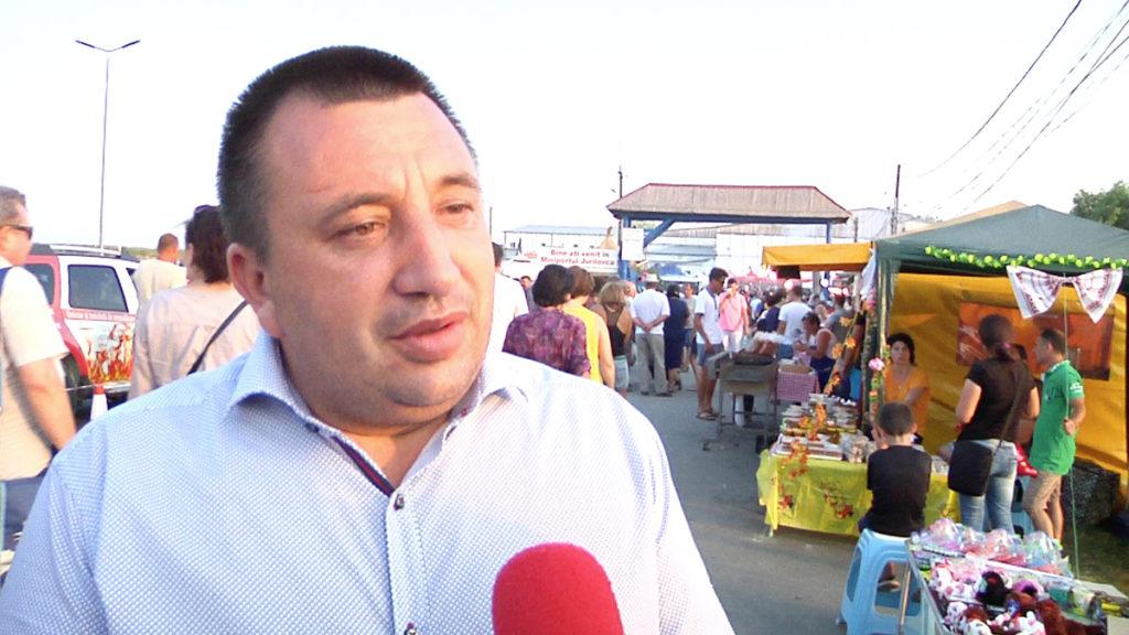 Eugen Ion, primarul comunei Jurilovca. FOTO TLnews.ro