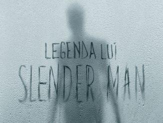 """Afișul filmului """"Legenda lui Slender Man"""""""