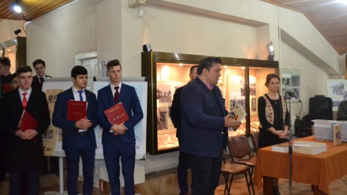 Lansare volum Dobrogea și Marea Unire la Centenar. FOTO: CJ Tulcea
