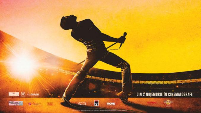 """Afișul filmului """"Bohemian Rhapsody"""""""