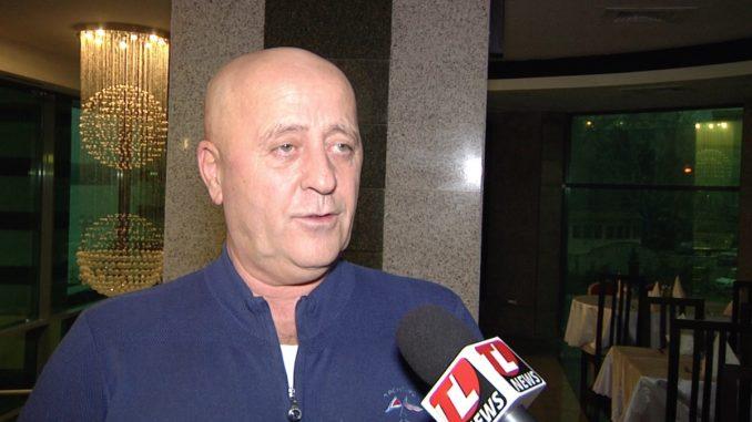 Horia Teodorescu, președintele Consiliului Județean Tulcea. FOTO TLnews.ro