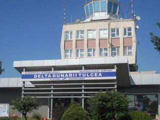 """Aeroportul """"Delta Dunării"""" din Tulcea"""