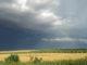 Nori de furtună în județul Tulcea. FOTO Cătălin Schipor