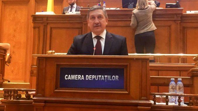 Eduard Lucian Simion, parlamentar de Tulcea. FOTO Arhiva personală ELS