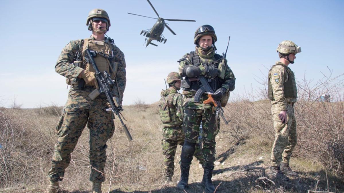 exercitiu militar
