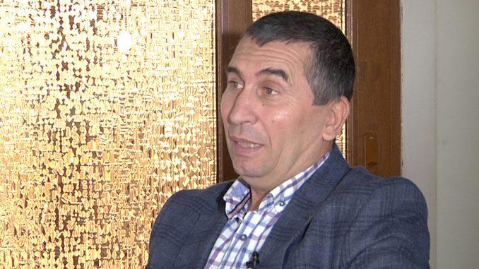 Stelian Bălan, primarul comunei Turcoaia. FOTO Adi Florea