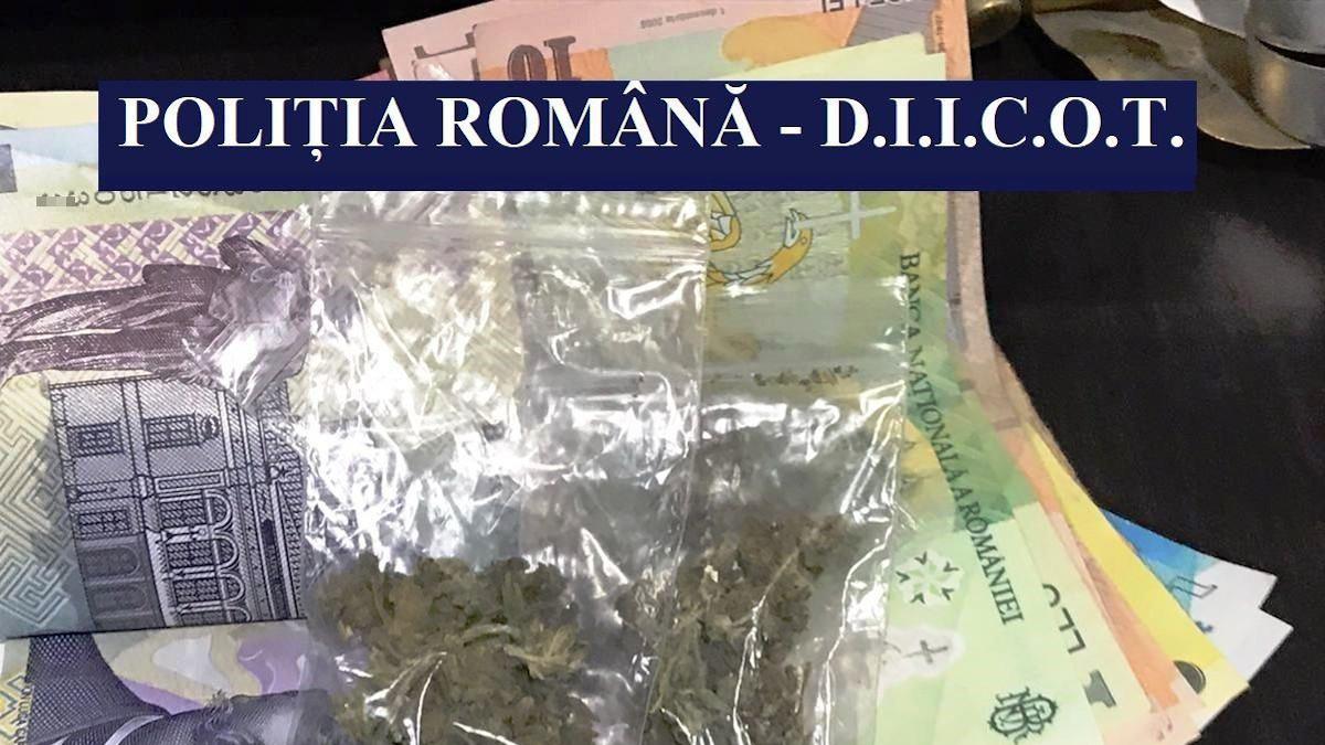 diicot bani droguri