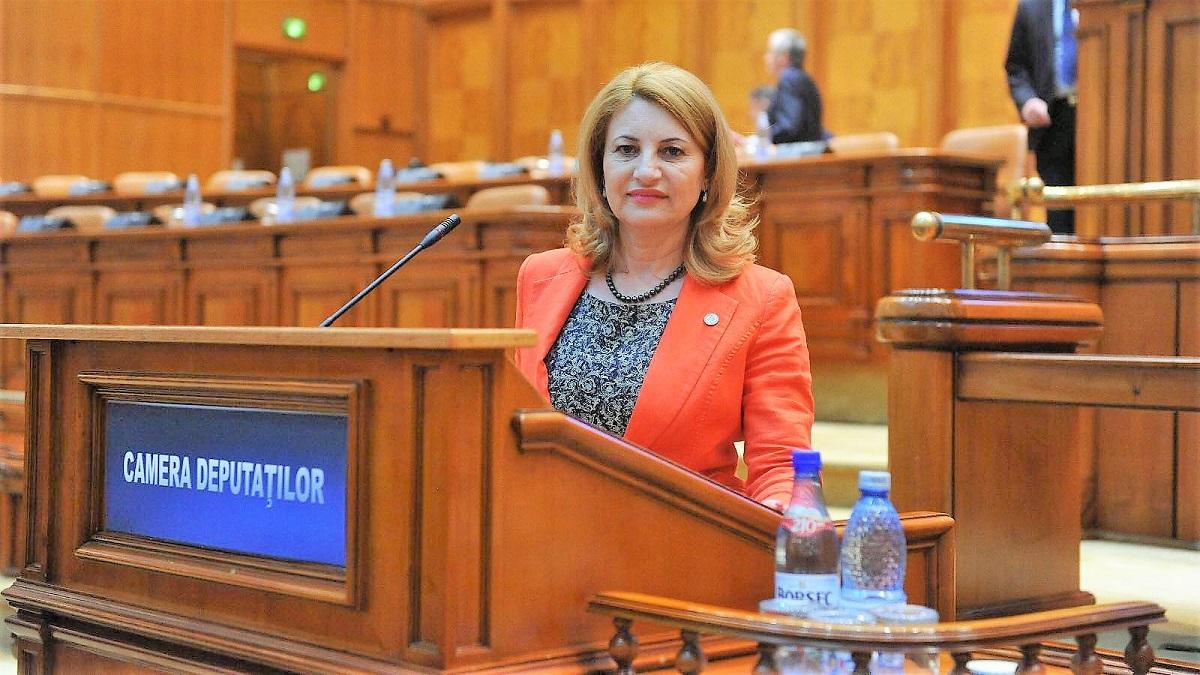 Anișoara Radu, deputat PSD Tulcea