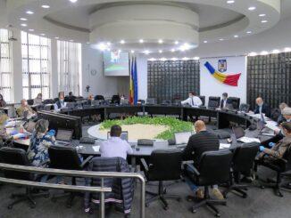 Consiliul Județean Tulcea a fost convocat în ședință ordinară