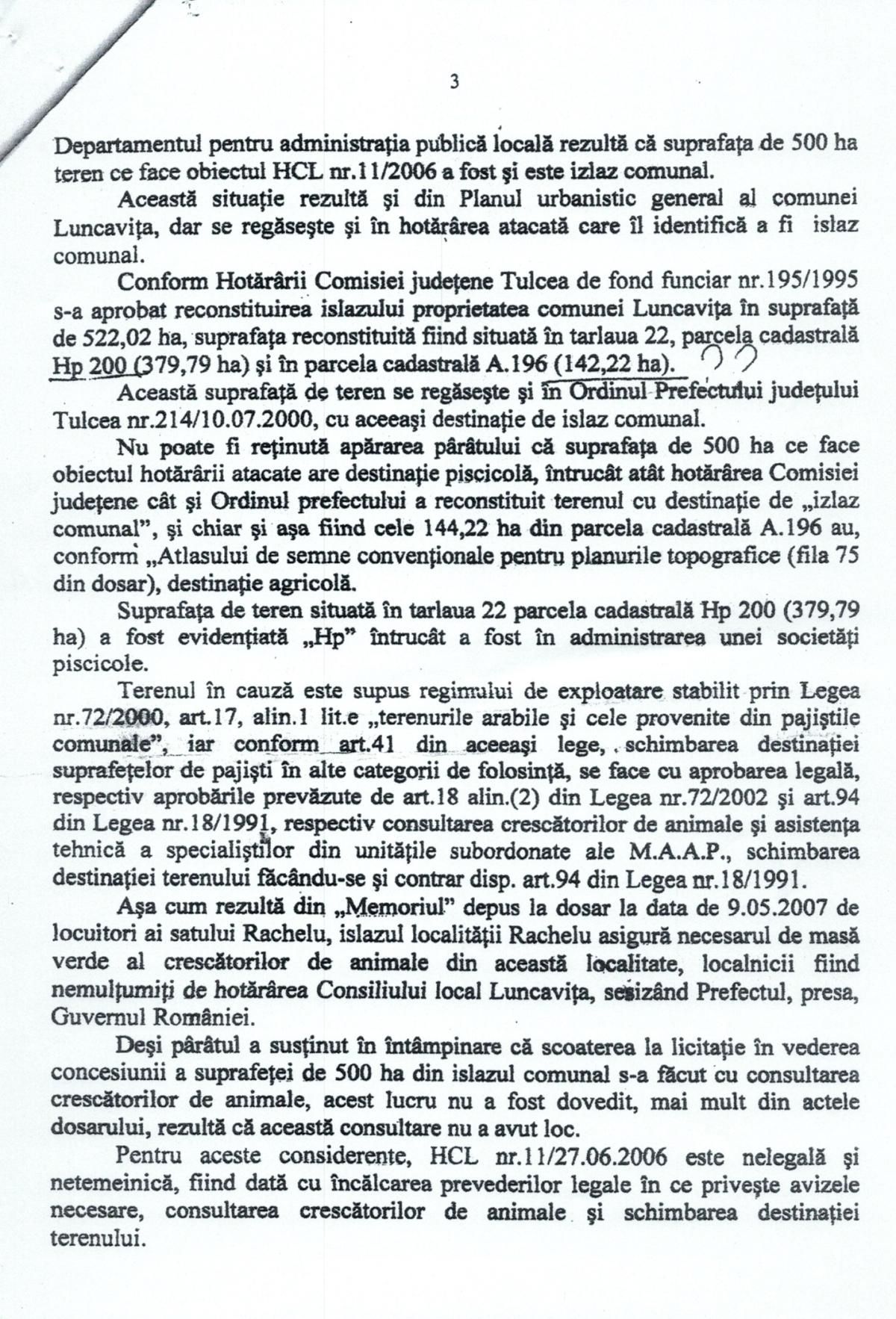 prefectura-anulare hotarare CL Lucavita 3