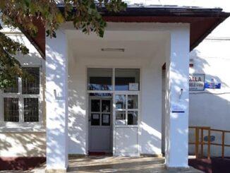 Școala Gimnazială Jurilovca. FOTO Facebook