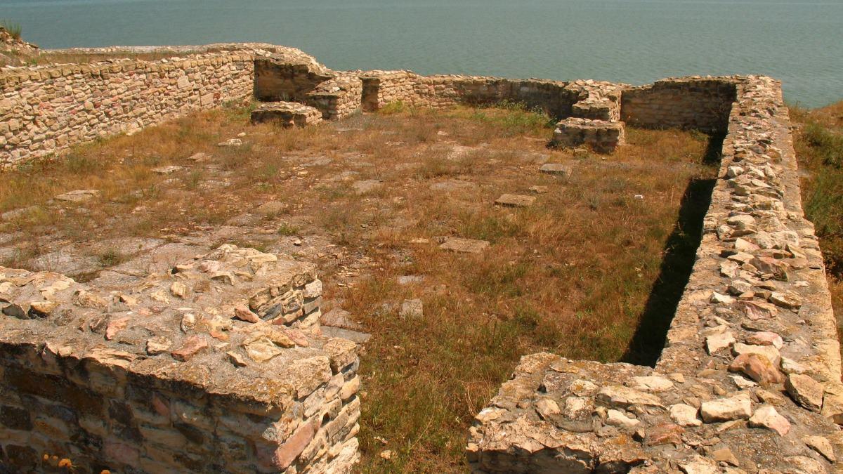 cetatea argamum 2